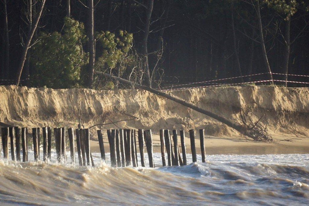 Le littoral en souffrance
