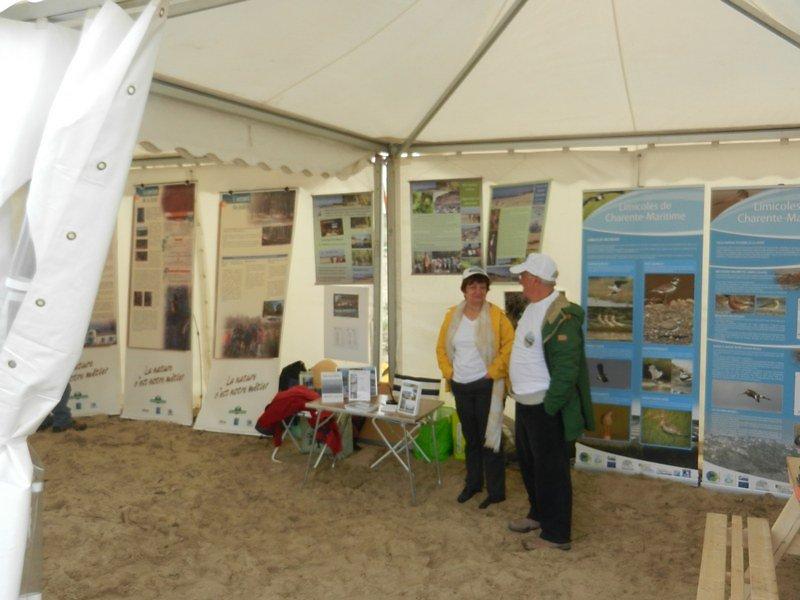 Journée éco-citoyenne plage du phare de la Coubre