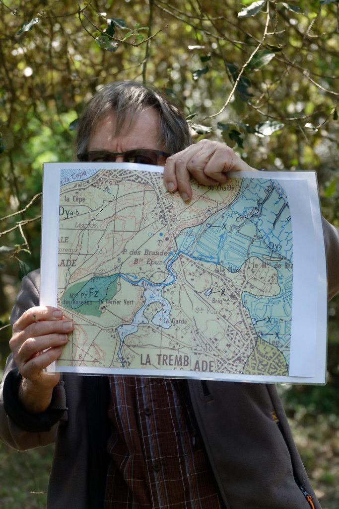 Le Monard : Fz, zone alluviale